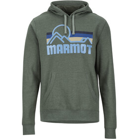 Marmot Coastal Hoody Men Crocodile Heather